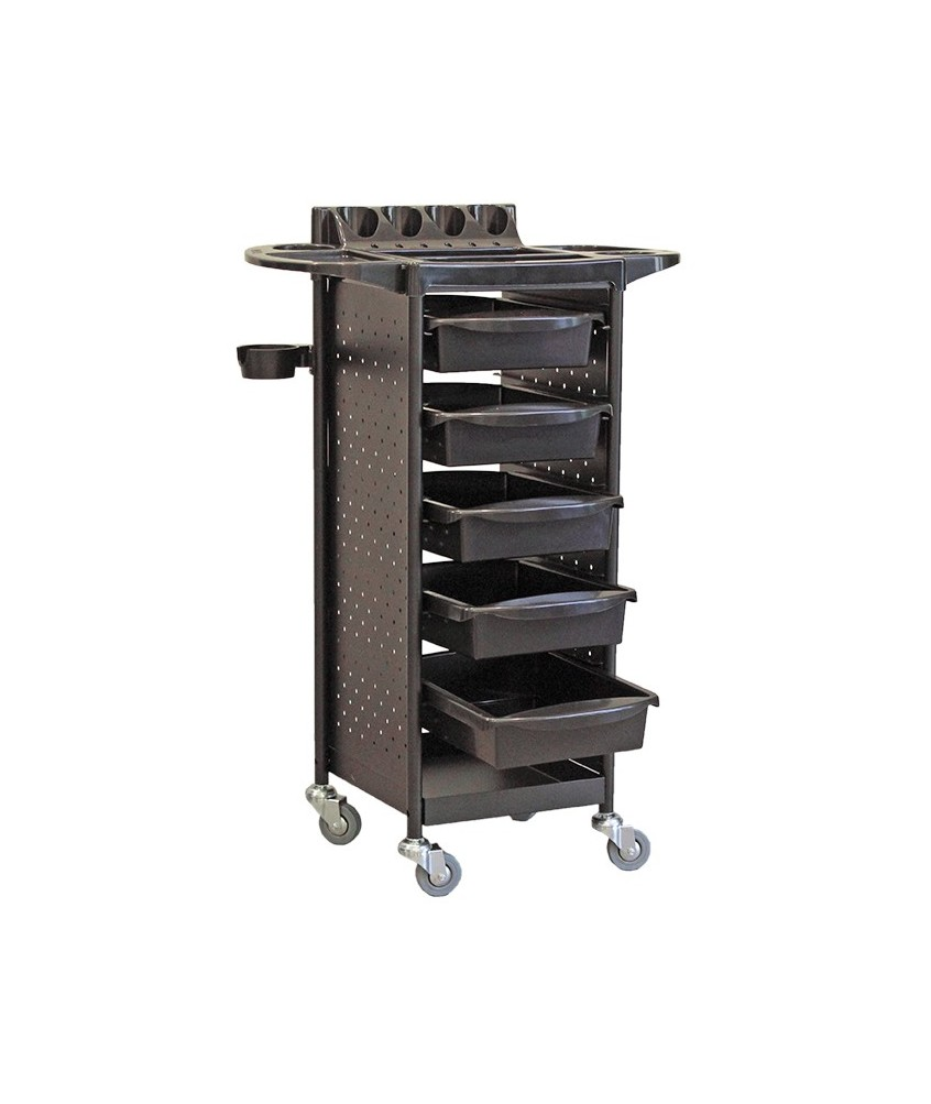 BARBER HAIRDRESSER TOOL CART