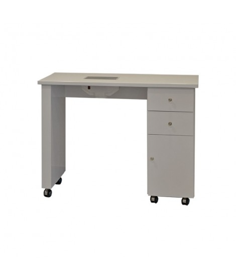Manicure workstation table