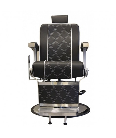RETRO 'BARBER ARMCHAIR WITH...
