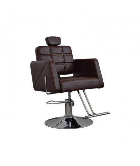 Barber chair square stitching